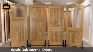 Oak Interior Doors Rustic Oak Doors