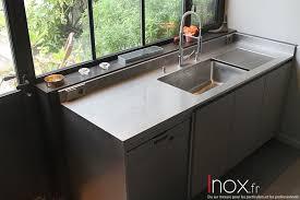 plan de travail en inox pour cuisine inox fr tous les éléments de cuisine