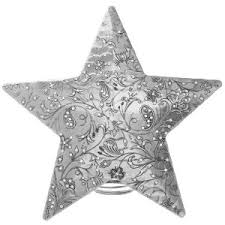 Metal Christmas Tree Decorations by Ideas Awesome Tree Topper For Christmas Tree Decorating Ideas