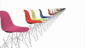 the eiffel chair charles and ray eames youtube