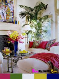 jane seymour making yourself at home decorating book colorful