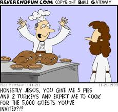 is thanksgiving a christian 12 hilarious responses