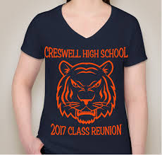 souvenirs for class reunions creswell high school combined class reunion 2017 custom ink