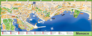 Brandeis Map Where Is Monaco On The Map My Blog