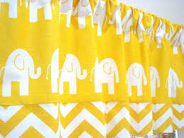 Yellow Nursery Curtains Chevron Curtains Nursery Neutral Gray And Yellow Nursery Chevron