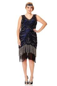 perfect flapper dresses to suit all shapes party dresses