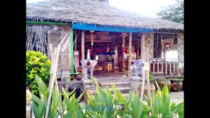 cha ba bungalow art gallery hotel ko lanta thailand youtube