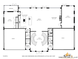 French Provincial Floor Plans by 434 Captains Circle Luxury Estates Auction Company
