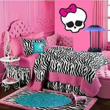 monster high bedroom decorating ideas monster high room decor ideas for kids room