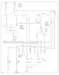 2003 hyundai elantra engine electrical diagram wiring diagrams