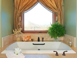 Bathroom Curtain Ideas For Windows Bathroom Window Curtains Ideas