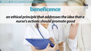 principle of beneficence in ethics u0026 nursing definition