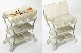 Changing Tables For Baby Spa Baby Bath And Changing Table Walmart