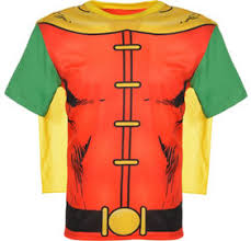 deluxe robin costume for adults party city