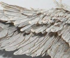 Wings Wall Decor Large Metal Angel Wings Wall Decor Distressed Gold Ivory