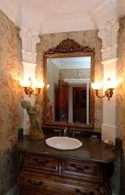 Best  The Powder Room  Images On Pinterest Beautiful - Powder room bathroom