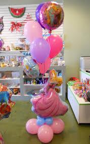 princess party theme princess balloon columns princess balloon arch