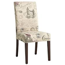 Slipcovers For Chair And Ottoman Dana Script Slipcover Pier 1 Imports