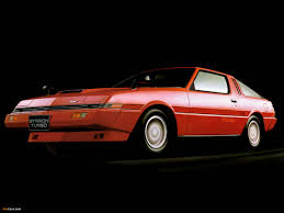 mitsubishi cordia uncovering the history of the mitsubishi starion we got in the