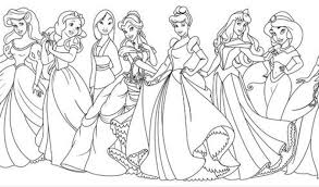 100 ideas disney princess coloring pages download