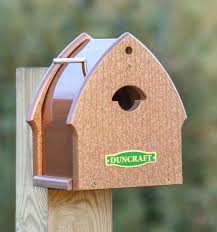 duncraft duncraft the chickadee enterprise bird house