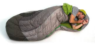 Comfort Rating Sleeping Bag First Look U0027spoon U0027 Shape Sleeping Bag Allows Side Sleeping Comfort