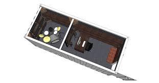 recording studio floor plan container recording studio 4 jpg 2 200 1 145 pixels container