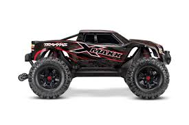 traxxas monster jam trucks traxxas x maxx 4wd monster truck red