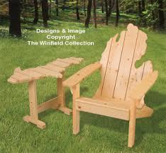 Diy Adirondack Chairs Adirondack Furniture Plans Adirondack Michigan Chair U0026 Up Table