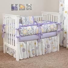 Yellow Crib Bedding Set Lavender And Grey Crib Bedding Sets