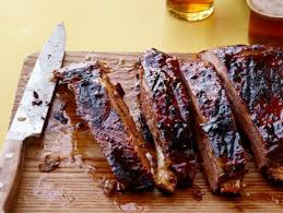 barbecue cuisine bbq recipes barbecued ribs chicken pork and fish food