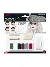 ghost ship make up kit halloween play u0026 party