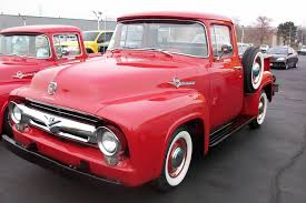 Vintage Ford Truck Club - fuller ford participates in 2011 reds opening day parade