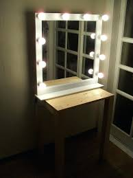 wall mounted makeup mirror with lighted battery wall mounted cosmetic mirror with light wall mount makeup mirror 10x