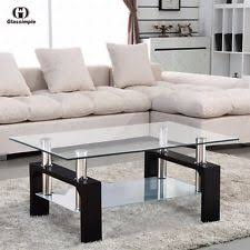 Glass And Wood Coffee Tables Coffee Tables Ebay
