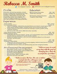 Free Teacher Resume Templates 9 Best Resume U0026 Teacher Portfolio Images On Pinterest Teacher