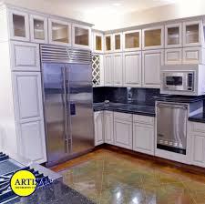 Stainless Steel Kitchen Cabinet Doors Kitchen Floor Brown Stained Concrete Kitchen Floor Stainless