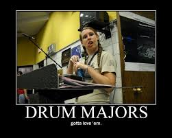 Drum Major Meme - drum major motivational poster by keydapersian on deviantart