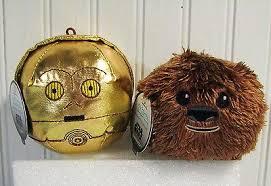 hallmark wars chewbacca c 3po empire strikes back 2004 ornament