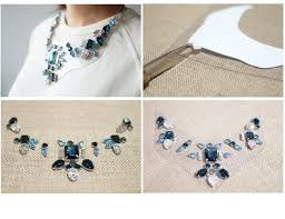 diy jewelry statement necklace images Diy statement necklace i am turquoise jpg