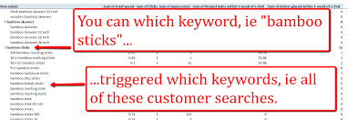 sales keywords pay per click optimizations for amazon product campaigns