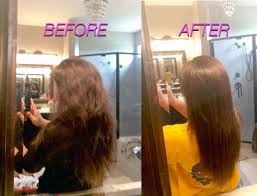 keratin treatment on black hair before and after how to do a keratin treatment at home hair brush straightener