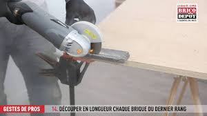 Carrelage Imitation Brique by Comment Poser Des Briques De Parement Youtube