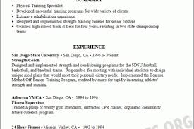 Sample Resume Personal Trainer by Trainer Resume Sample Resume Template Personal Trainer Resume