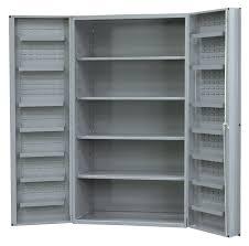 storage cabinets with shelves durham heavy duty welded 14 gauge steel cabinet with 12 door