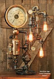 lighting stores in dayton ohio steunk industrial rare steam gauge brass oiler gem city dayton