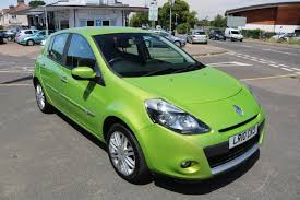 used renault clio automatic for sale motors co uk