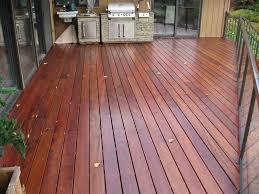 Brazilian Koa Tigerwood by Decking