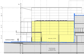 pacific centre rotunda replacement proposed new retail building