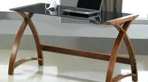 Glass Modern Desk Designer Desks Glass Top Desks Designer Desk Ease Many Tasks To